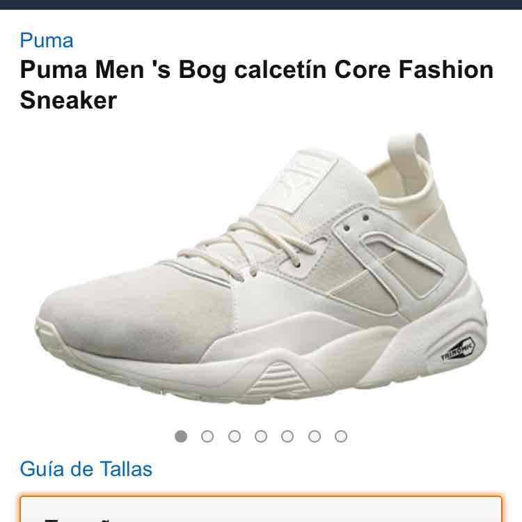 Buen Fin 2016 Amazon: Puma Men's Bog Core