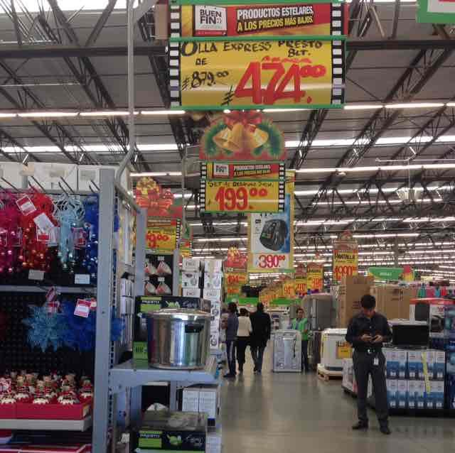 Bodega Aurrerá: Olla Express Presto 8Lt de $879 a $474
