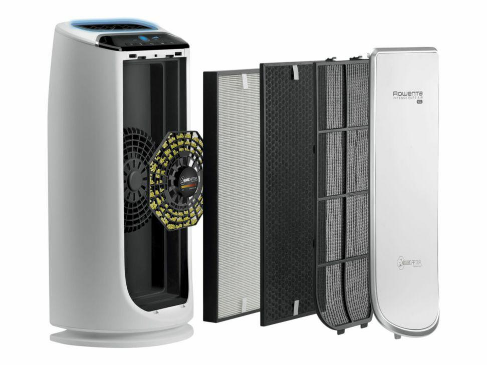 Liverpool: Purificador de aire con 4 filtros Rowenta de 8,999 a 5,699 (desc 37%)