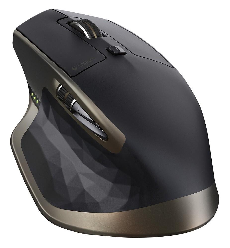Bestbuy: Logitech - Mouse Bluetooth Recargable MX Master Negro