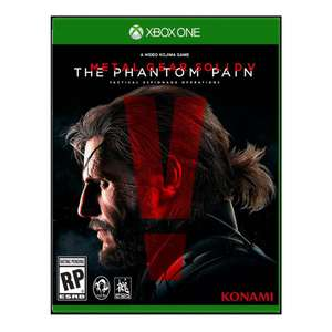 El Buen Fin 2016 Walmart Online: Metal Gear Solid V: The Phantom Pain Xbox One