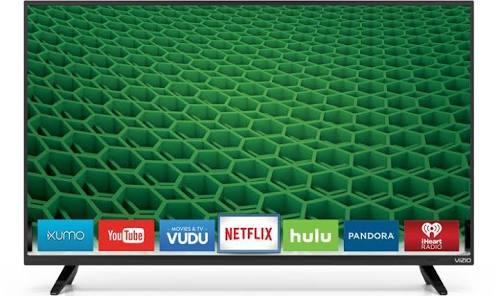 Walmart: Vizio D43-D1 FullHD a $5,699