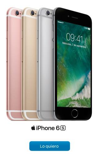 El Buen Fin en AT&T: iPhone 6s en un Plan Dilo con Todo a $898 x 24 meses