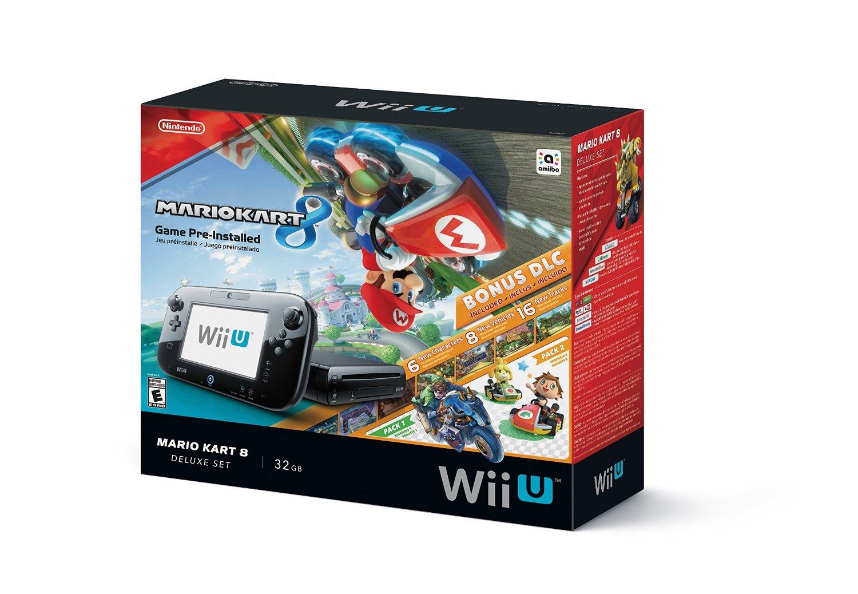 Buen Fin Amazon: Wii U + Mario Kart 8 $4,674 con AMEX y Banorte, $4,888 Banamex