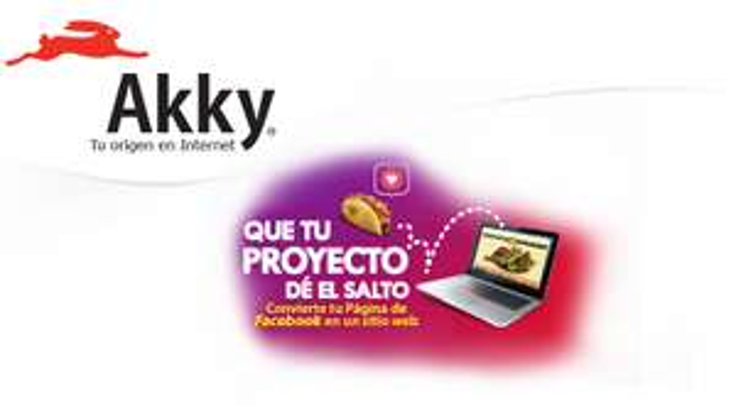 El Buen Fin en Akky: dominio .mx con descuento de hasta 80%