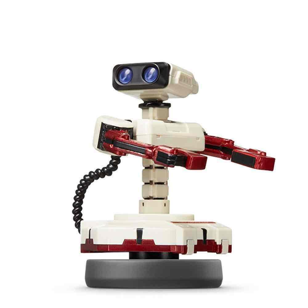 Buen Fin 2016 Walmart: Amiibo R.O.B Nintendo Wii U de $349 a $99