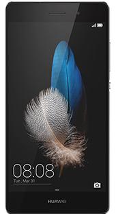 Buen Fin 2016 Movistar: Huawei P8 LTE Negro