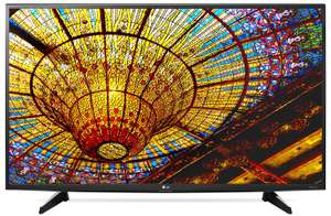 "Amazon: LG 49UH6100 Smart TV 49"" LED, Plataforma webOS, 20W a $8,435 (con citibanamex) o menos"