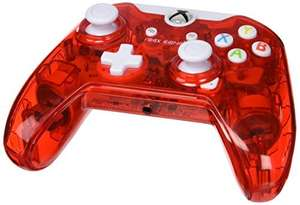 El Buen Fin 2016 en Amazon MX: Rock Candy Wired Controller for Xbox One - Stormin' Cherry