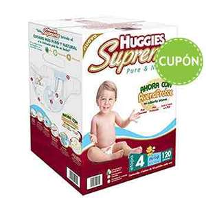 Costco: Huggies Supreme Etapa 4