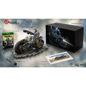 Buen Fin 2016 Linio: Gears of War 4 Collector Edition a $4,899 ($4,409 con cupon Paypal)
