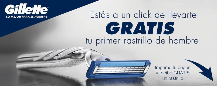 Chedraui: Rastrillo Gillette MACH3 TURBO GRATIS con cupon