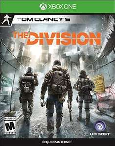 Black Friday 2016 Amazon: Tom Clancy's The Division para Xbox One/PC