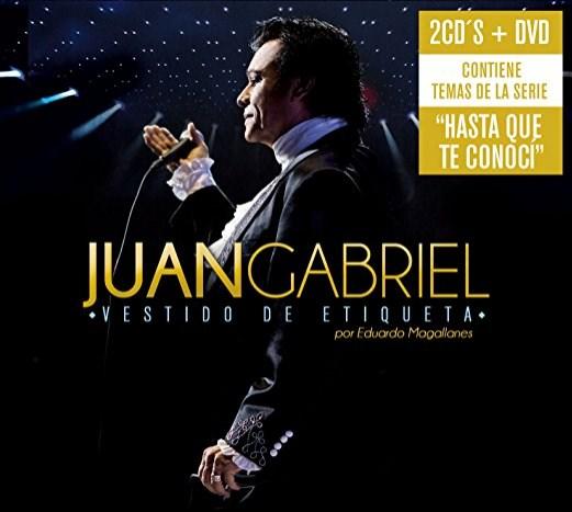 Amazon: Vestido de Etiqueta de Juan Gabriel (2 Cd + Dvd)