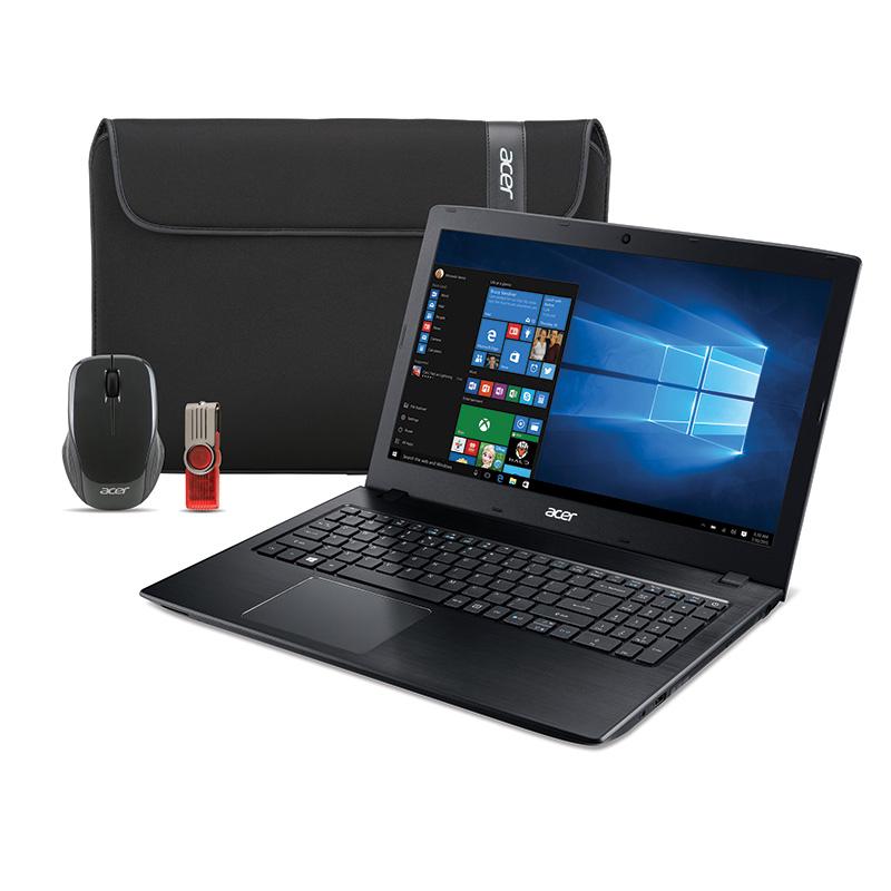 """Costco: Acer Laptop 15.6"""" AMD A9-9410 + mouse + USB de 8GB + Funda"""