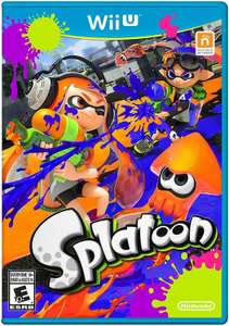 Amazon México Black Friday: Splatoon, Super Smash Bros y otros juegos para Wii U en $599 + Amiibos Splatoon en $250