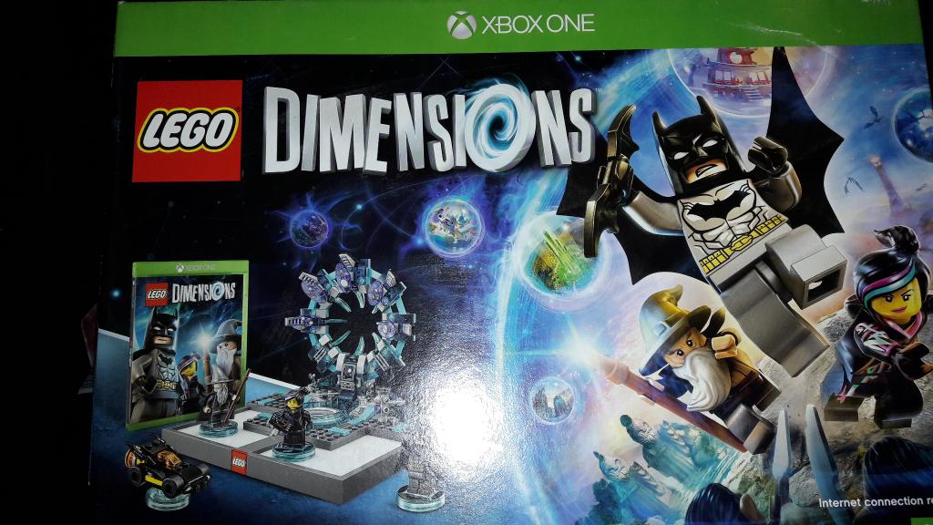 Walmart Plateros: Lego Dimensions Starter Pack en su última liquidación