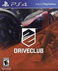 Amazon MX: DriveClub Standar Edition (Play Station 4)