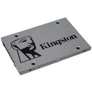 Kingston en Mercadolibre: Disco Duro Estado Solido 240 G Ssd Suv400s37/240g Kingston