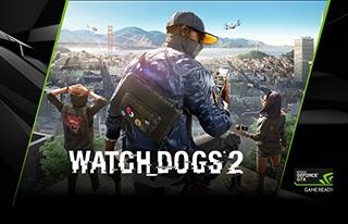 NVIDIA: Watch_Dogs 2 gratis en la compra de tarjeta de video GTX1070 o GTX1080