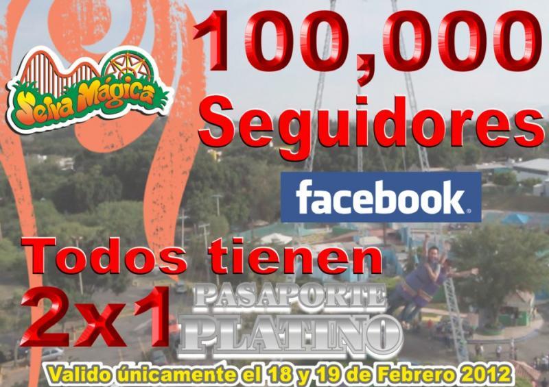 Selva Mágica: cupón de 2x1 en pasaporte platino (actualizado)