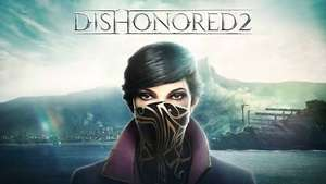 Black Friday en Amazon: Dishonored 2 para PS4