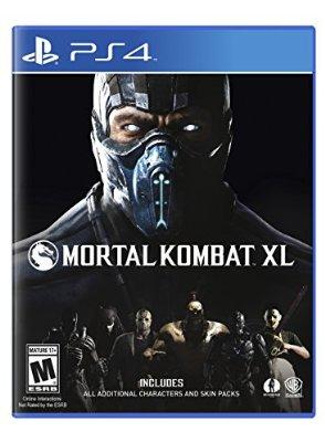 Black Friday 2016 Amazon: Mortal Kombat XL para PS4/Xbox One