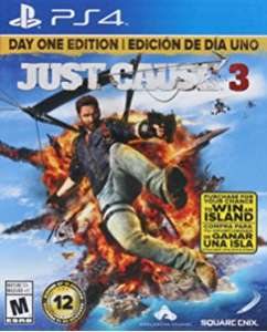 Black Friday 2016 Amazon: Just Cause 3 PS4