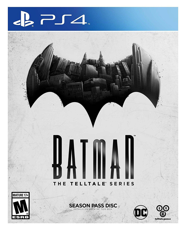 Amazon: Batman The Telltale Series para PS4/Xbox One
