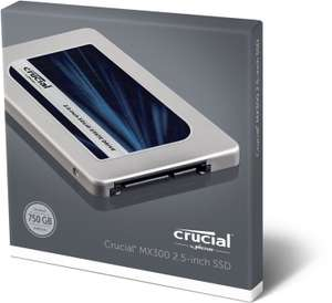 Black Friday 2016 Amazon: SSD Crucial de 750GB