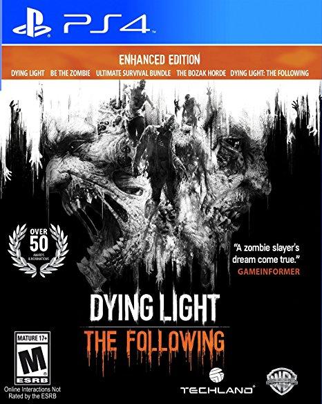 Black Friday 2016 Amazon: Dying Light: Following Enhanced Edition