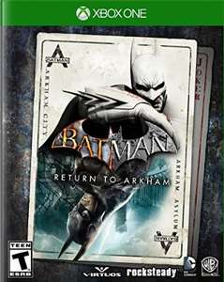 Black Friday 2016 Amazon: Batman Return to Arkham para PS4/Xbox One