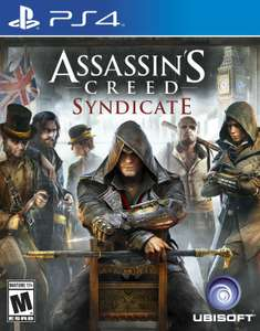 Black Friday 2016 Amazon: Assassin's Creed Syndicate PS4