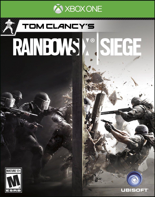 Amazon: Tom Clancy's Rainbow Six Siege Xbox One