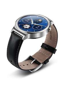 Black Friday 2016 Amazon: Huawei Watch Acero/Piel