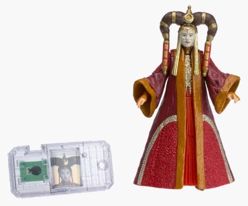 Amazon: Queen Amidala Action Figure a $51 + $389 de envío (vendida y enviada por un tercero nuevo)