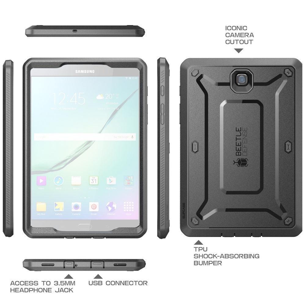 """Amazon: SUPCASE Galaxy Tab S2 9.7"""" $15.54 + envío gratis"""