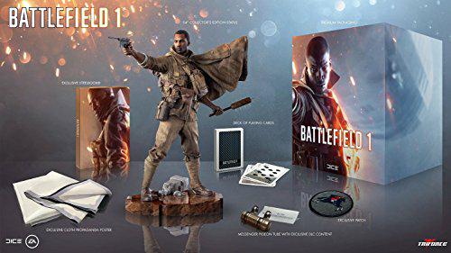 Amazon: Battlefield 1 contenido Collector ($3,500 con envío e impuestos)