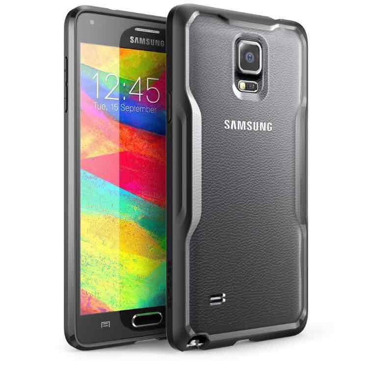 Amazon: Protector Supcase para Samsung Galaxy Note 4 + Envio Gratis!