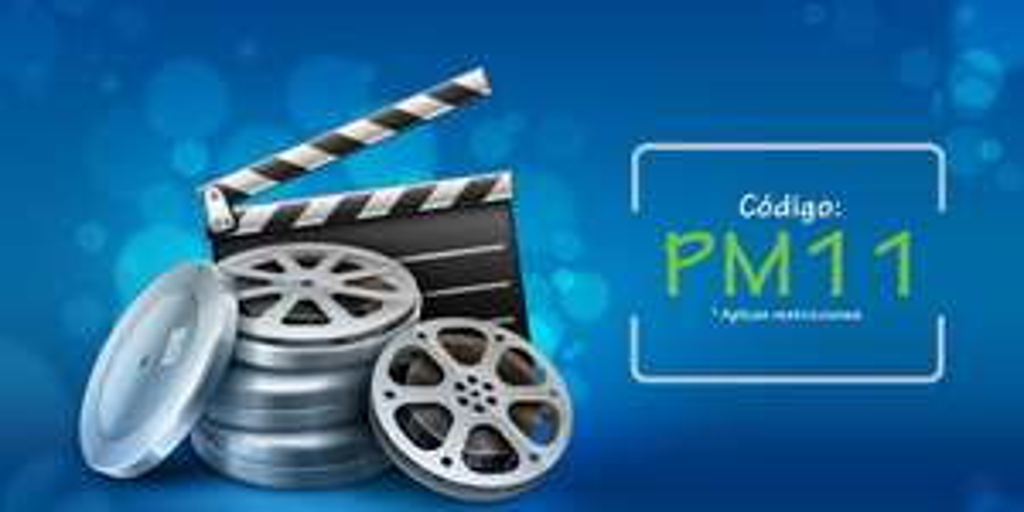 Pagamobil: 2 boletos para el cine pagando servicio con Paypal