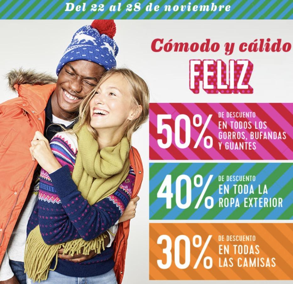 OldNavy: Descuentos de 50% y Ofertas Fin De Semana