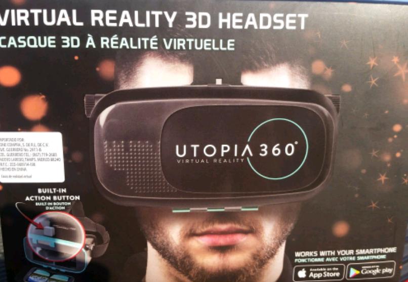 Autozone: Gafas 3D baratitos