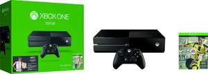 Cyber Monday 2016 Amazon: Consola Xbox One, 500 GB, color Negro + Juego FIFA 17 ($4,499 con Bancomer o Banorte)