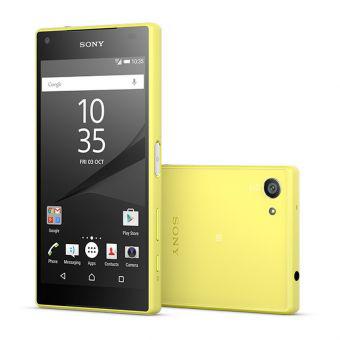 Linio: Sony Xperia Z5 compact E5803 4g lte 32 gigas-amarillo