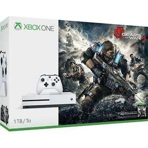 Black Friday Ebay:  paquete Xbox One S 1TB Consola-Gears of War 4 (con cupón -20%)