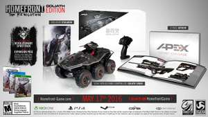Black Friday 2016 Amazon: Homefront The Revolution Collectors Edition para PS4/Xbox One