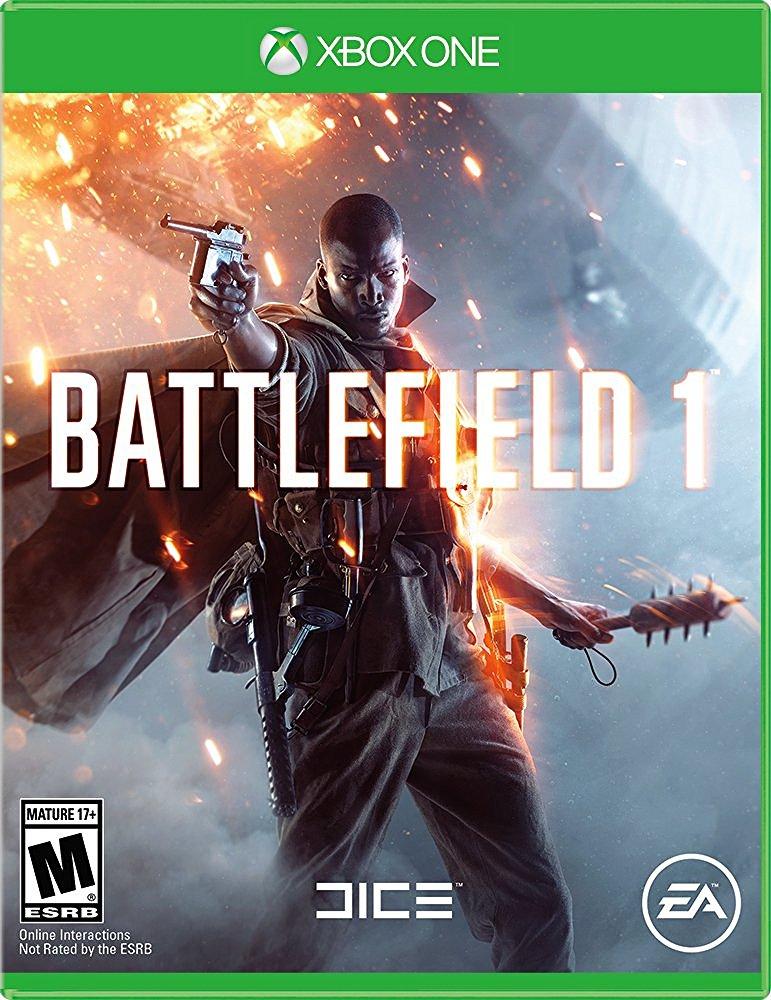 Black Friday Amazon 2016: Battlefield 1 para Xbox One