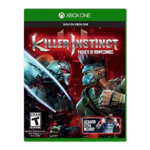 Sam's Club Oline: Killer Instinct para Xbox One a $198
