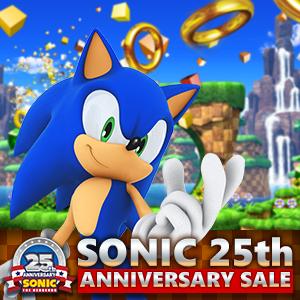 Nintendo Eshop: Descuentos en juegos de Sonic para Wii U y 3DS.