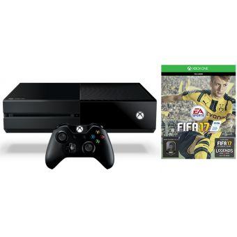 Linio: Consola Xbox One 500GB + FIFA 17